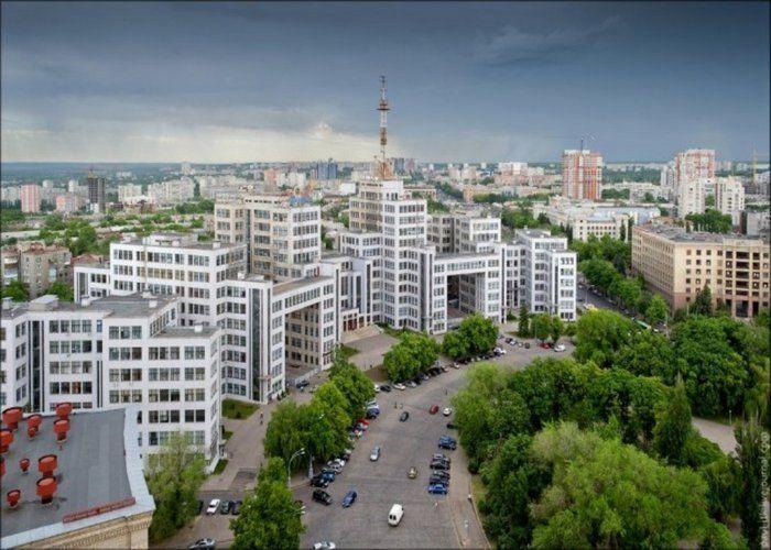 Городские строения