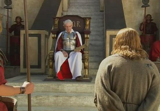 Иешуа и Пилат