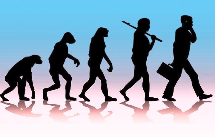 Эволюция человека по Дарвин